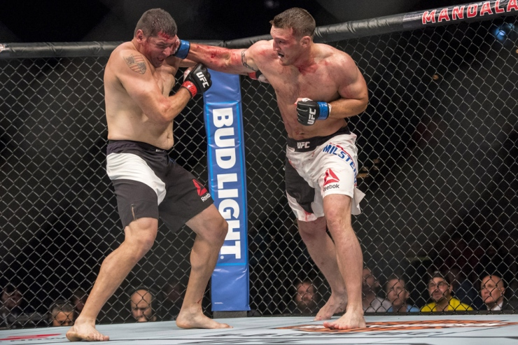 MMA: UFC Fight Night-De La Rocha vs Milstead
