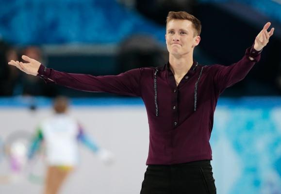 Sochi Olympics Figure Skating