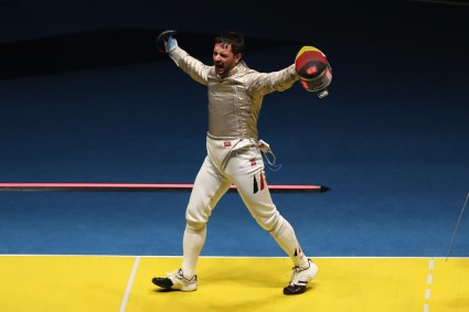Fencing+Olympics+Day+5+DwpGJWqOLkWx