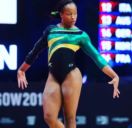 Toni-Ann-Williams-First-Jamaican-Olympic-gymnast
